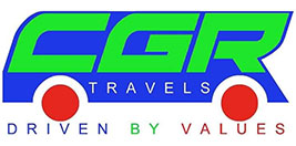 CGR Travels - Simply Manage Travels - ticketSimply.com
