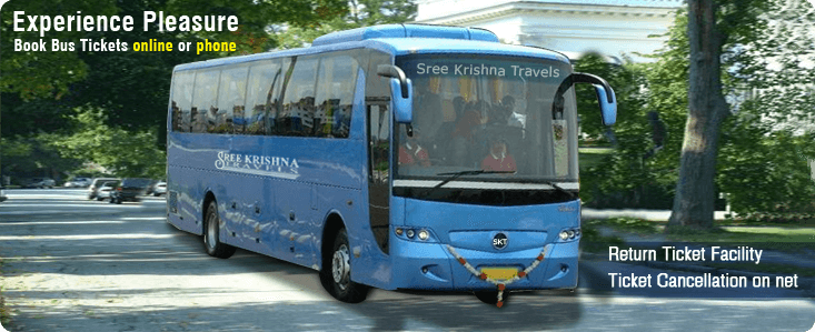 Online Bus Tickets To Bangalore